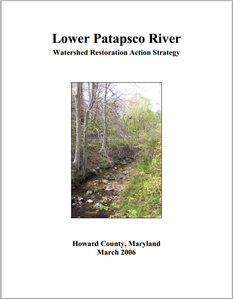 Lower Patapsco River Watershed Restoration Action Strategy